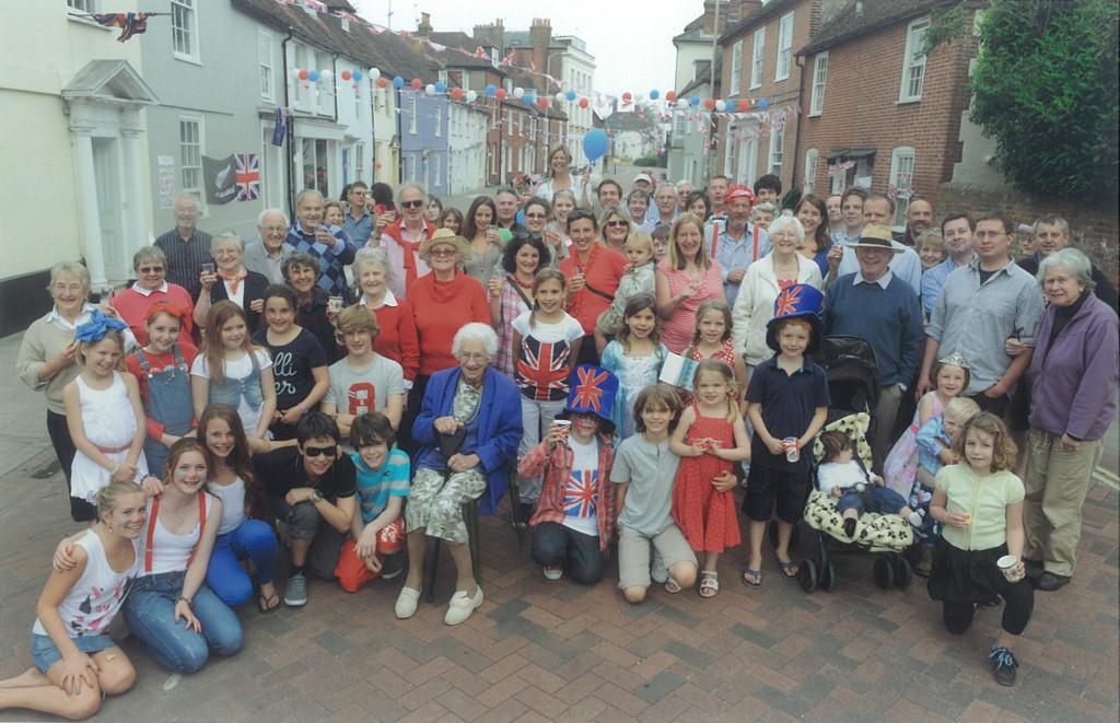 WRA street party 2011