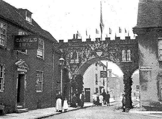 West Gate 1889