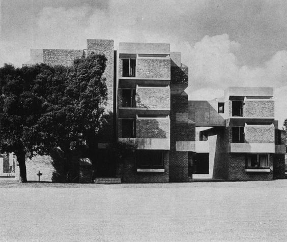 "Gillett House built for the Theological College by ABK in 1965 and known by the students as ""Colditz"""