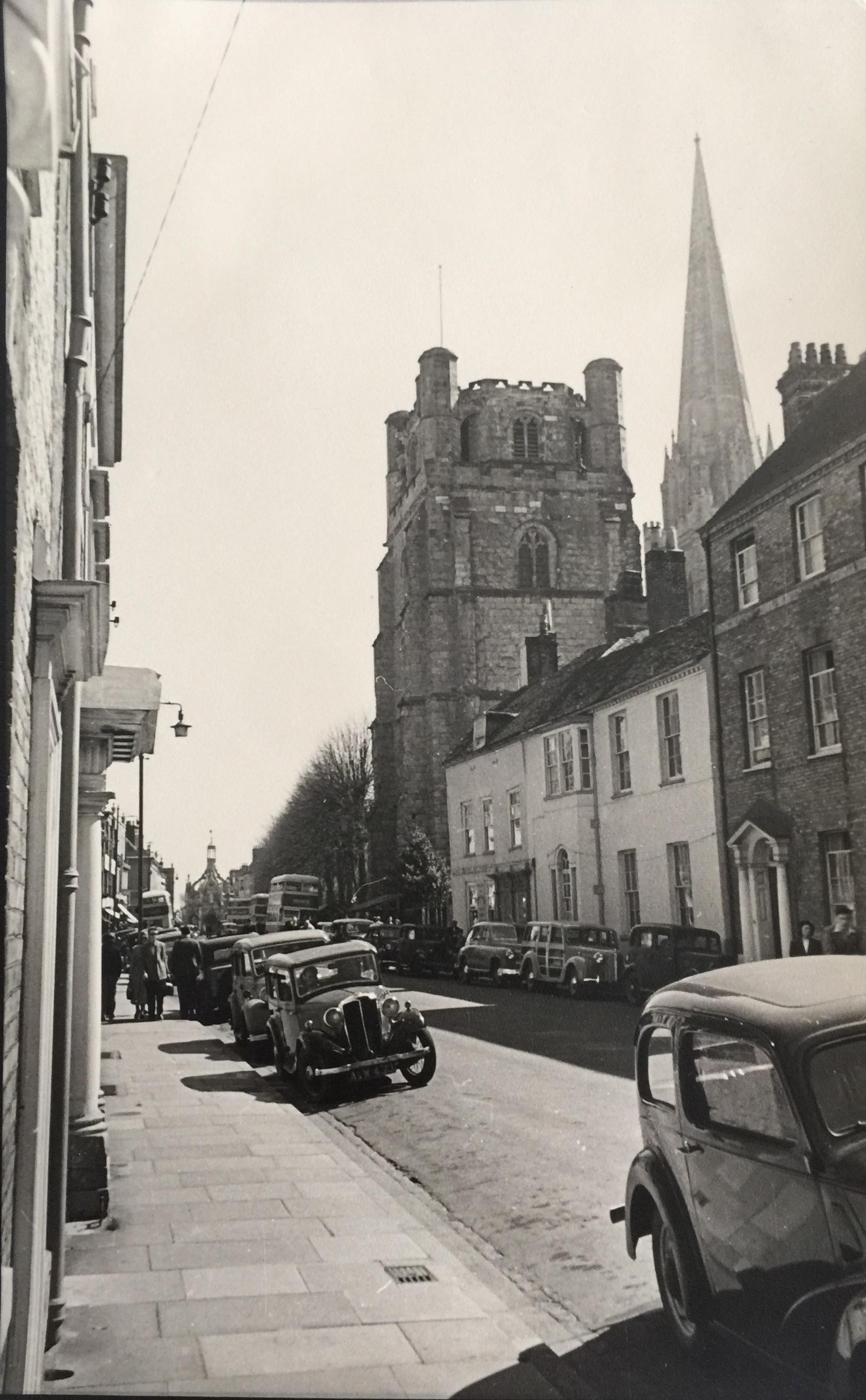 West Street, post-war? - Collection Ken Green